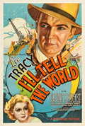 "Movie Posters:Comedy, I'll Tell the World (Universal, 1934). One Sheet (27"" X 41"").. ..."