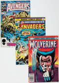 Bronze Age (1970-1979):Superhero, Marvel Bronze to Modern Age Long Boxes Group (Marvel, 1970s-80s)Condition: Average VF.... (Total: 2 Box Lots)