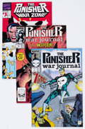 Modern Age (1980-Present):Superhero, The Punisher-Related Box Lot (Marvel, 1980s-90s) Condition: AverageVF/NM.... (Total: 2 Box Lots)