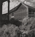 Photographs, George Tice (American, b. 1938). Bodie, a portfolio of twelve photographs, 1965. Gelatin silver, 1971. sizes vary betwee...
