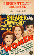 "Movie Posters:Comedy, The Women (MGM, 1939). Window Card (14"" X 22"").. ..."