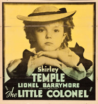 "The Little Colonel (Fox, 1935). Poster (22"" X 23""). Ritz Theater Collection"
