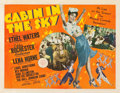 """Movie Posters:Musical, Cabin in the Sky (MGM, 1943). Half Sheet (22"""" X 28"""").. ..."""