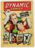 Golden Age (1938-1955):Superhero, Dynamic Comics #2 (Chesler, 1941) Condition: VG....