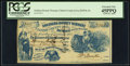 Obsoletes By State:Iowa, (DeWitt), IA- Clinton County/Soldiers Bounty Warrant $1 Oct. 1862Oakes 39-2. ...