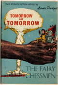 Books:Science Fiction & Fantasy, Lewis Padgett (pseudonym of Henry Kuttner and Catherine Lucile Moore). Tomorrow and Tomorrow and the Fairy Chessmen....