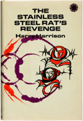 Books:Science Fiction & Fantasy, Harry Harrison. The Stainless Steel Rat's Revenge. New York: Walker and Company, [1970]....