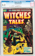 Golden Age (1938-1955):Horror, Witches Tales #26 (Harvey, 1954) CGC VF 8.0 Off-white to whitepages....
