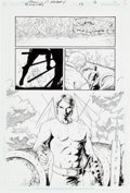 Original Comic Art:Panel Pages, John Cassaday Planetary #...