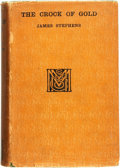 Books:Literature 1900-up, James Stephens. The Crock of Gold. London: Macmillan andCo., 1912....
