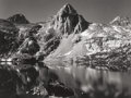 Photographs, Ansel Adams (American, 1902-1984). Marion Lake, Kings Canyon National Park, California, 1936. Gelatin silver, 1950s. 10 ...