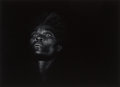 Photographs, W. Eugene Smith (American, 1918-1978). Mad Eyes, Haiti, 1958. Gelatin silver, printed later. 9-1/2 x 13 inches (24.1 x 3...