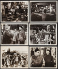 """Movie Posters:War, Dragon Seed (MGM, 1944). Photos (9) (approx. 8"""" X 10""""). War.. ...(Total: 9 Items)"""