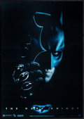 "Movie Posters:Action, The Dark Knight (Warner Brothers, 2008). British Lenticular Poster(11.75"" X 16.5""). Action.. ..."