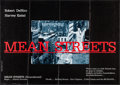 "Movie Posters:Crime, Mean Streets (Warner Brothers, R-1989). German A1 (23"" X 33""). Crime.. ..."