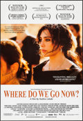 """Movie Posters:Foreign, Where Do We Go Now? & Others Lot (Sony, 2012). Autographed One Sheet & One Sheets (4) (27"""" X 40""""). Foreign.. ... (Total: 5 Posters)"""