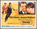 """Movie Posters:Mystery, Charade (Universal, 1963). Half Sheet (22"""" X 28""""). Mystery.. ..."""