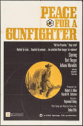 """Movie Posters:Western, Peace for a Gunfighter & Other Lot (Crown International, 1967). One Sheets (2) (27"""" X 41""""). Western.. ... (Total: 2 Items)"""