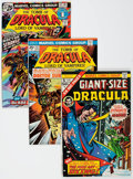 Bronze Age (1970-1979):Horror, Tomb of Dracula Group of 36 (Marvel, 1975-79) Condition: AverageVF/NM.... (Total: 36 Comic Books)