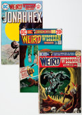 Bronze Age (1970-1979):Western, Weird Western Tales Group of 10 (DC, 1972-79) Condition: Average VF/NM.... (Total: 10 Comic Books)