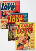 Silver Age (1956-1969):Romance, First Love Illustrated File Copies Group of 46 (Harvey, 1951-63) Condition: Average VF-.... (Total: 46 Comic Books)