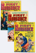 Silver Age (1956-1969):Romance, First Romance File Copies Group of 22 (Harvey, 1950-58) Condition:Average VF-.... (Total: 22 Comic Books)