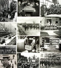 Books:Prints & Leaves, [WWI: U.S. Home Front]. Archive of Approximately Twenty PhotographsRelating to The U.S. Home Front During World War One....