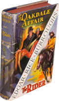 Books:Mystery & Detective Fiction, Edgar Rice Burroughs. The Oakdale Affair/The Rider. Tarzana:Burroughs, [1937]. First edition....