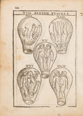 Books:Medicine, Eucharius Roeslin. [Thomas Raynalde, translator]. The birth of mankind, otherwise named The Womans Booke. Set forth in E...