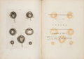 Books:Medicine, Alexander Monro. Three Treatises. On the Brain, the Eye,and the Ear. Illustrated by Tables. Edinburgh: Prin...