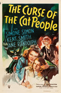 "Movie Posters:Horror, The Curse of the Cat People (RKO, 1944). One Sheet (27"" X 41"")....."