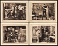 "Movie Posters:Comedy, Why Girls Love Sailors (Pathé, 1927). Lobby Cards (4) (11"" X 14"")..... (Total: 4 Items)"