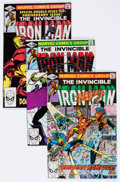 Modern Age (1980-Present):Superhero, Iron Man #145-159 Multiple Copies Long Boxes Group (Marvel,1981-82).... (Total: 2 Items)