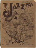 "Books:Art & Architecture, [Political Cartoons]. [Jay Norwood ""Ding"" Darling]. The Jazz Era; Cartoon Book No. 7 by J. N. Ding. Des Moines, IA:..."