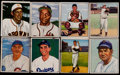 Baseball Cards:Sets, 1950 Bowman Baseball Partial Set (145/252) With 44 Low Numbers. ...