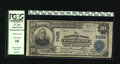 District of Columbia, DC - $10 1902 Plain Back Fr. 625 NB Ch. # 3425 Boldly printed signatures adorn this $10. PCGS V