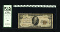 National Bank Notes:Maine, Portland, ME - $10 1929 Ty. 2 First NB Ch. # 13716. This is thefirst Type Two Ten we have been able to offer. PCGS Ve...