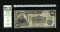 National Bank Notes:Maryland, Baltimore, MD - $10 1902 Date Back Fr. 616 The National Union Bankof Maryland Ch. # (E)1489. The signatures remain legi...