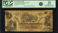 Obsoletes By State:Arkansas, Fayetteville, AR - Town of Fayetteville $1 1872 Rothert 193-3. Remainder. PCGS Fine 15 Apparent.. ...