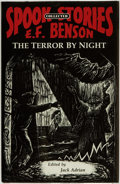 Books:Horror & Supernatural, E[dward] F[rederic] Benson. LIMITED. The Terror by Night.Ashcroft, British Columbia: Ash-Tree Press, 1998. ...