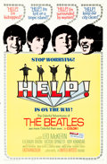 "Movie Posters:Rock and Roll, Help! (United Artists, 1965). One Sheet (27"" X 41"") Flat Folded....."