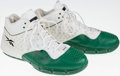 Basketball Collectibles:Others, Bill Walker Game Worn, Signed Boston Celtics Shoes. ...