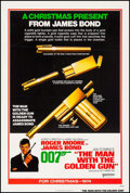 "Movie Posters:James Bond, The Man with the Golden Gun (United Artists, 1974). One Sheet (27"" X 41"") Advance. James Bond.. ..."