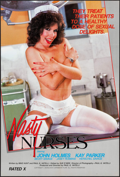 Image result for nasty nurses 1984