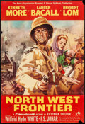 "Movie Posters:Adventure, Flame Over India (Rank, 1959). British One Sheet (27.25"" X 40"") UKTitle: North West Frontier. Adventure.. ..."