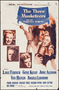 """Movie Posters:Swashbuckler, The Three Musketeers (MGM, R-1950s). International One Sheet (27"""" X 41""""). Swashbuckler.. ..."""