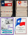 Books:Americana & American History, Large Collection of Texas Centennial 1936 First Day Covers....(Total: 3 Items)