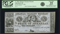 Obsoletes By State:Arkansas, Little Rock, AR - Arkansas Treasury Warrant $10 Mar. 4, 1864 Cr. 56B, Rothert 393-3. PCGS Very Fine 25 Apparent.. ...