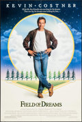 "Movie Posters:Fantasy, Field of Dreams (Universal, 1989). One Sheet (26.75"" X 39.25"") DS. Fantasy.. ..."