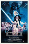 "Movie Posters:Science Fiction, Return of the Jedi (20th Century Fox, 1983). One Sheet (27"" X 41"")No NSS Style B. Science Fiction.. ..."